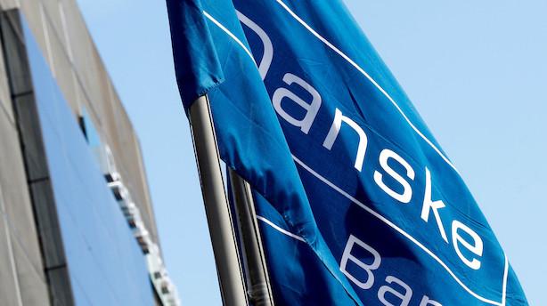 Markedet lukker: Danske Bank og Nordea faldt forud for regnskaber