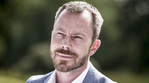 Ellemann-Jensen vil bevare nuværende V-formandskab