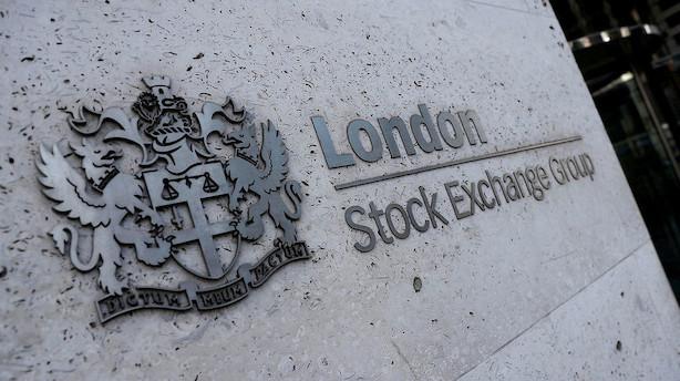 London-børsen på vej til at afvise bud på 32 mia pund