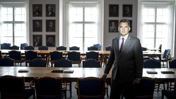 Venstre: Bankunion er entydigt til Danmarks fordel