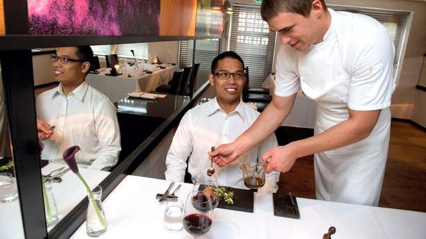 Provins-restaurant scorer topkarakter
