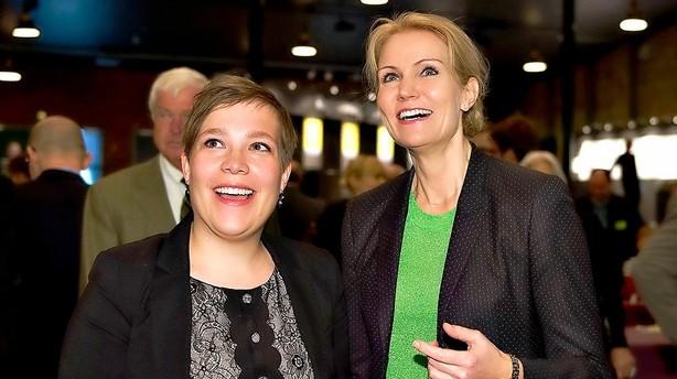 Astrid Krag bliver socialdemokrat