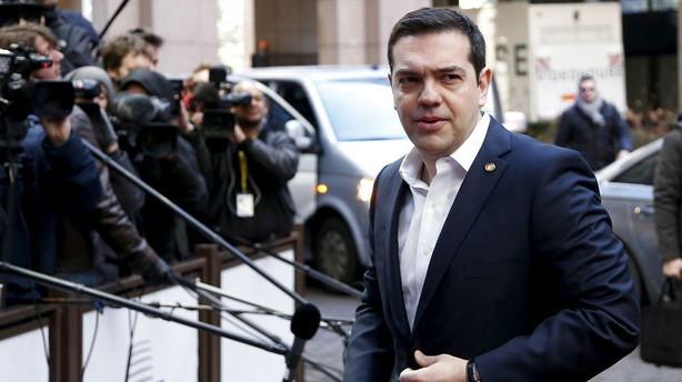 Græsk leder truer med at vælte britisk EU-aftale