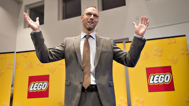 Guldregn over Lego-top: Lønstigning på 50 pct