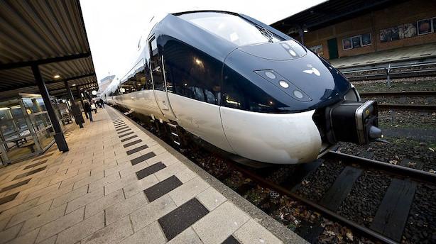DSB udfaser IC4-togene: køber 26 nye el-lokomotiver