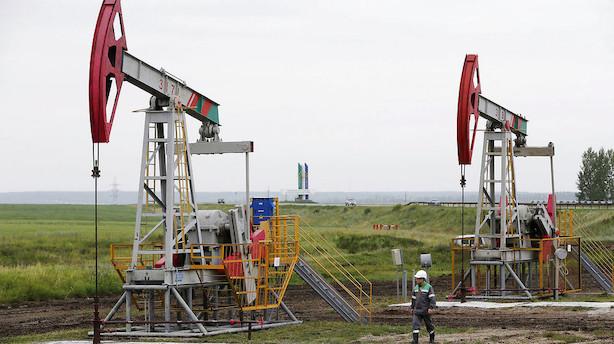 Råvarer: Prisfald på olie og industrimetaller
