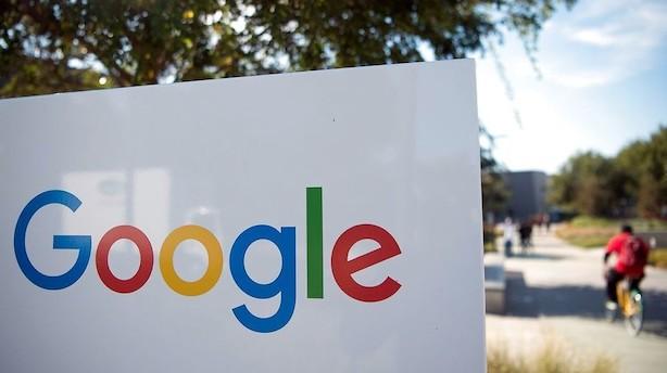 Google mister reklamer på grund af ekstremistik materiale