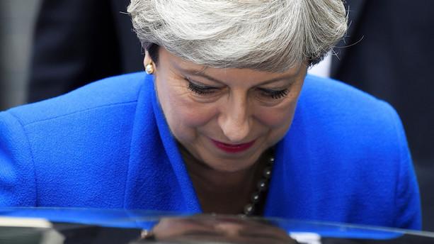 May samler sikkerhedsråd efter potentiel terror i London