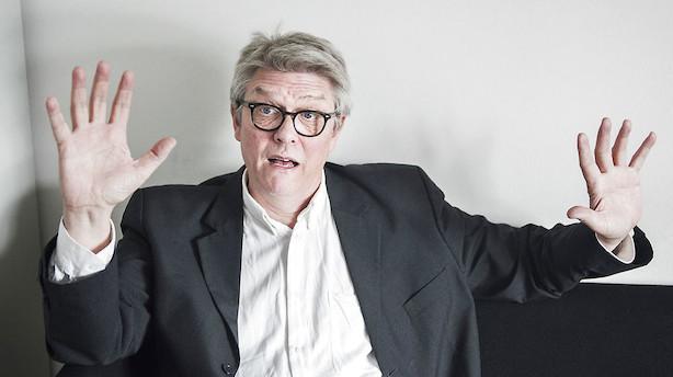 Karsten Hønge udnævnt til politisk ordfører i SF