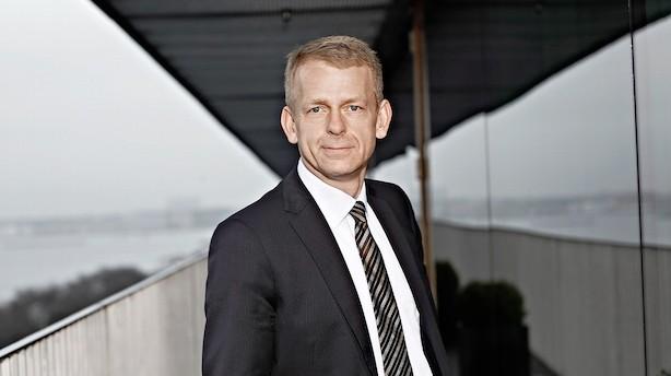 Bjarne Graven Larsen stopper i pensionskæmpe - vender tilbage til Danmark