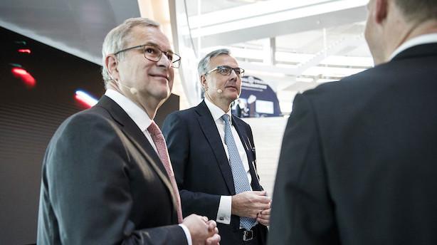 """Presset Mærsk taber markedsandele til rivaler: """"Utilfredsstillende på den korte bane"""""""