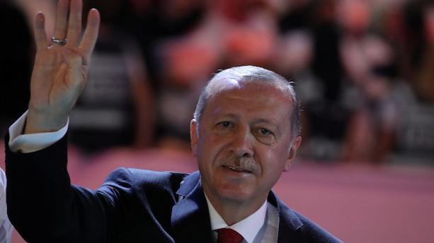 Tyrkiets præsident vil udfordre økonomiske trusler