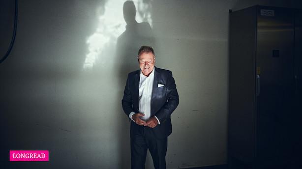 """Hans Savonije er ikke sådan en direktør, der møder på kontoret hver dag: """"Jeg prøver at være der, hvor vi tjener pengene"""""""