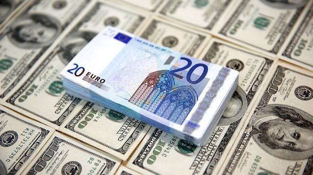 Valuta: Dollar står fortsat styrket midt i uroen