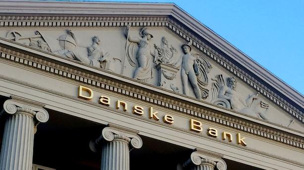 Aktiestatus: Danske Bank klarer skærene i afdæmpet marked