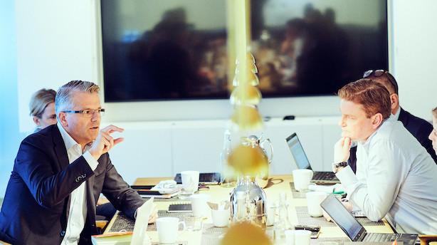 Mærsk: Vi er ikke et shippingfirma mere