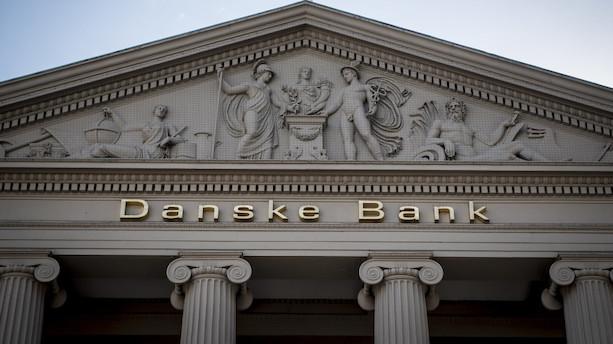 Analytikere skærer kursmål for Danske Bank til efter regnskab