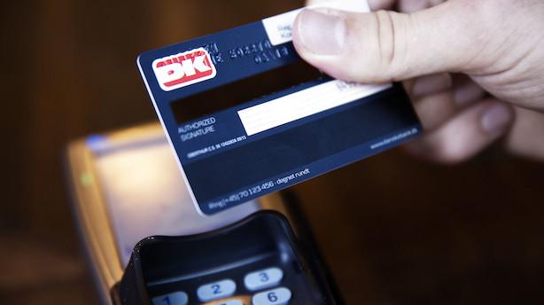 Nets vil selv regulere dankortpriser