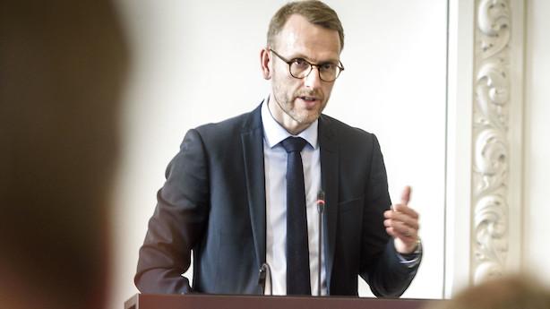 Tidligere chefjurist i Danske Bank sigtet i hvidvasksag