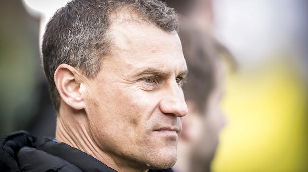 Carsten V. overtager Ebbe Sands job i Brøndby