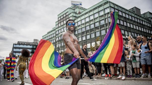 Pride siger stop: Ikke plads til flere firmaer i parade