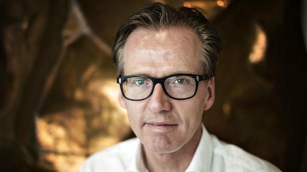 Nordeas danske næstkommanderende stopper i banken