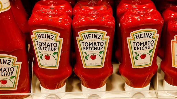 Aktietendens i USA: Udsigt til flad åbning - ketchupkoncern under pres