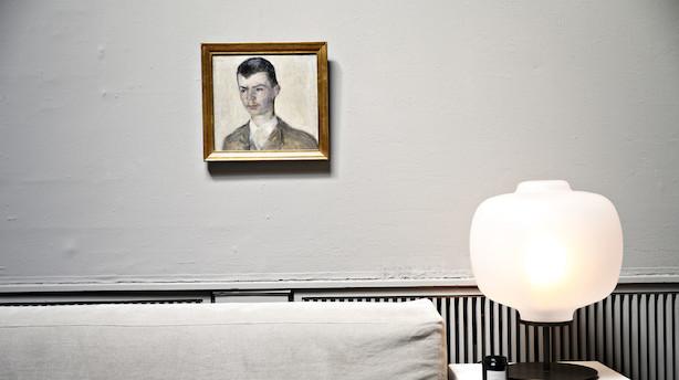 Auktionshus vil sætte rekord med sjældent Hammershøi-værk
