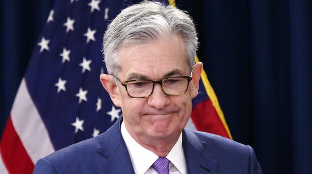 Danske Bank om nyt Fed-referat: Komitémedlemmer er ekstremt uenige om pengepolitikken