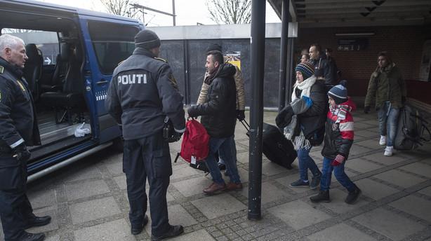 1612 fik nej til asyl i Danmark sidste år