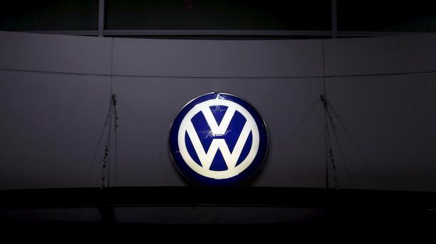 Nu er der en tidsplan for indkaldelse af danske VW-biler