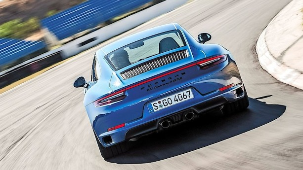 Porsche 911 GTS er bilen til dig, der har temmelig travlt