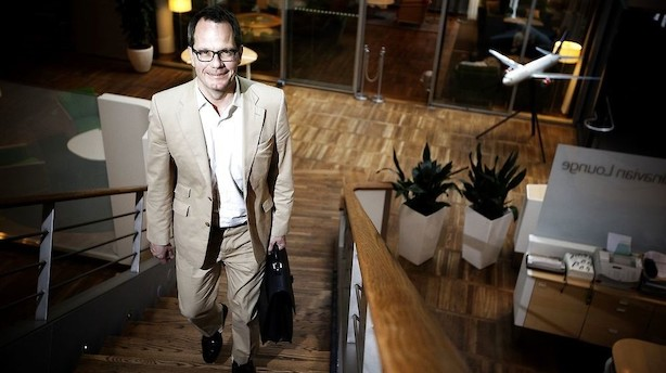 Amerikansk biotekaktie dykker på nyhed om at vraget Novo-boss er ny topchef