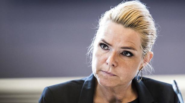 Støjberg: Du bliver aldrig dansker, hvis du lyver for os