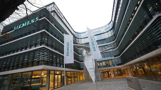 Siemens fyrer næsten hver tiende i Danmark