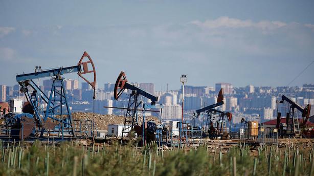 Råvarer: Olieprisen flader ud efter midlertidigt prishop
