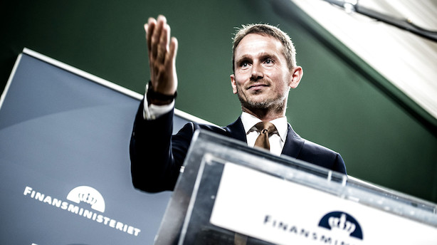 """Efter ny kæmpe justering af væksten: """"Vi kan ikke bruge bnp som pejlemærke for, hvor dansk økonomi bevæger sig hen"""""""