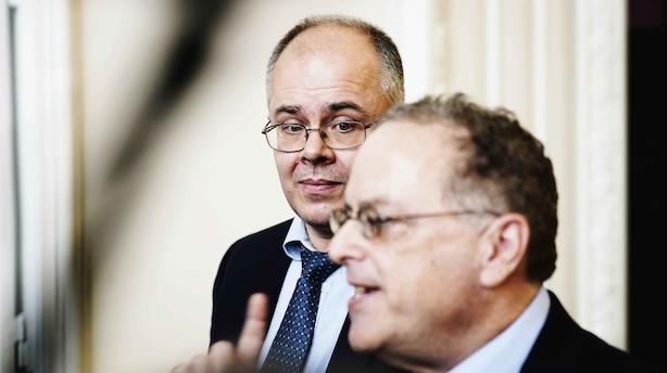 Fire danskere har tippet amerikansk børstilsyn om svindel