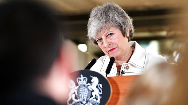 Endnu et medlem af det britiske parlament trækker sig pga. brexit: Så mange har forladt Underhuset