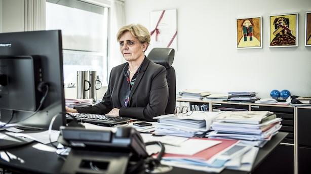 Karen Frøsig ser ingen grund til moralsk oprydning i Sydbank: Vi har været i gang længe