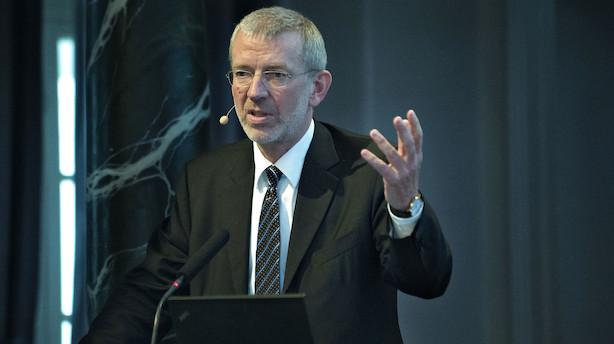 Tidligere Nordea-chef mindes ikke nogen uregelmæssigheder