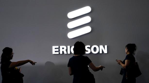 Aktieluk i Europa: Ericsson fik klø efter 5G-udmeldinger på røde markeder