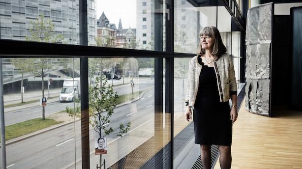 Det skorter på kvindelige ledere i landets største banker: Ingen lever op til diversitetsmål