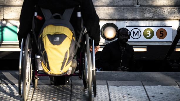Arbejdsgivere frasorterer handicappede på arbejdsmarkedet