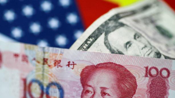 Valuta: Dollar presses af stigende håb om handelsaftale