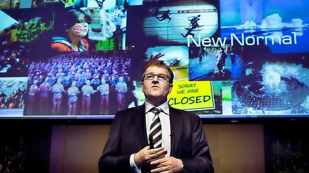 Danske Bank-aktier til tops på Kolding-exit