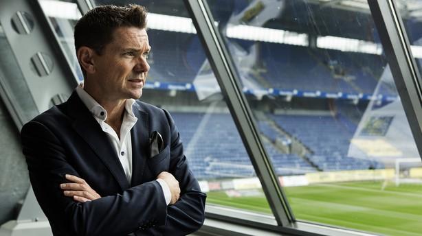 Portræt: Mød manden der har fået sparket af Brøndby