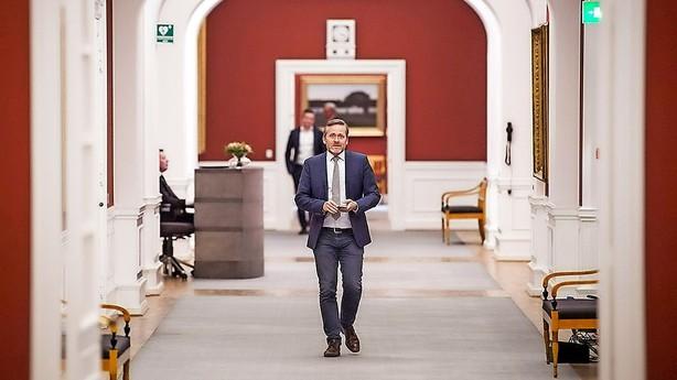 Samuelsen og Thulesen Dahl efter m�de: Vi giver os selv tid