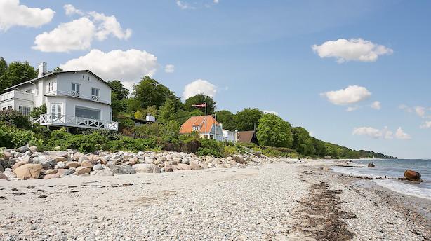 Her er Danmarks fem billigste huse direkte til vandet