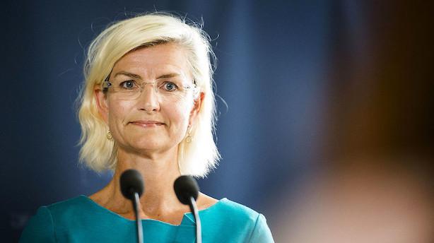 Ulla Tørnæs vil kortlægge uddannelsernes kvalitet